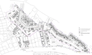 cradley-site-layout